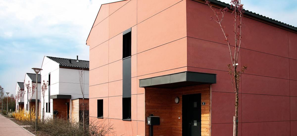 13 maisons BBC à Saint-Brice-Courcelles - Galerie 3