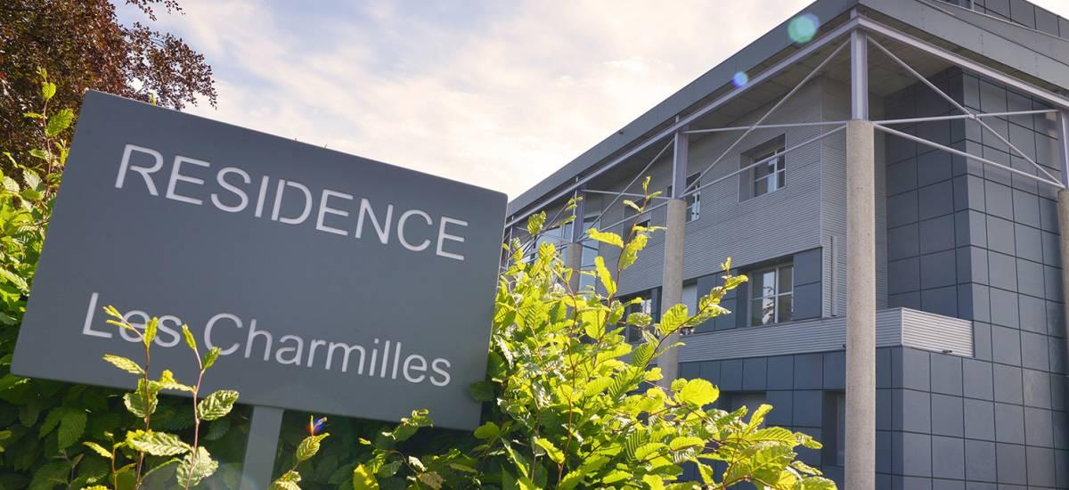 Les Charmilles, une nouvelle résidence sociale à Reims - Galerie 1