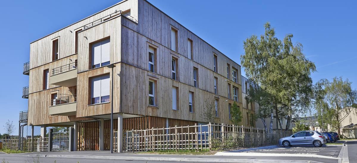 Les Jardins de la Fontaine à Brasles, un quartier écologique novateur - Galerie 1