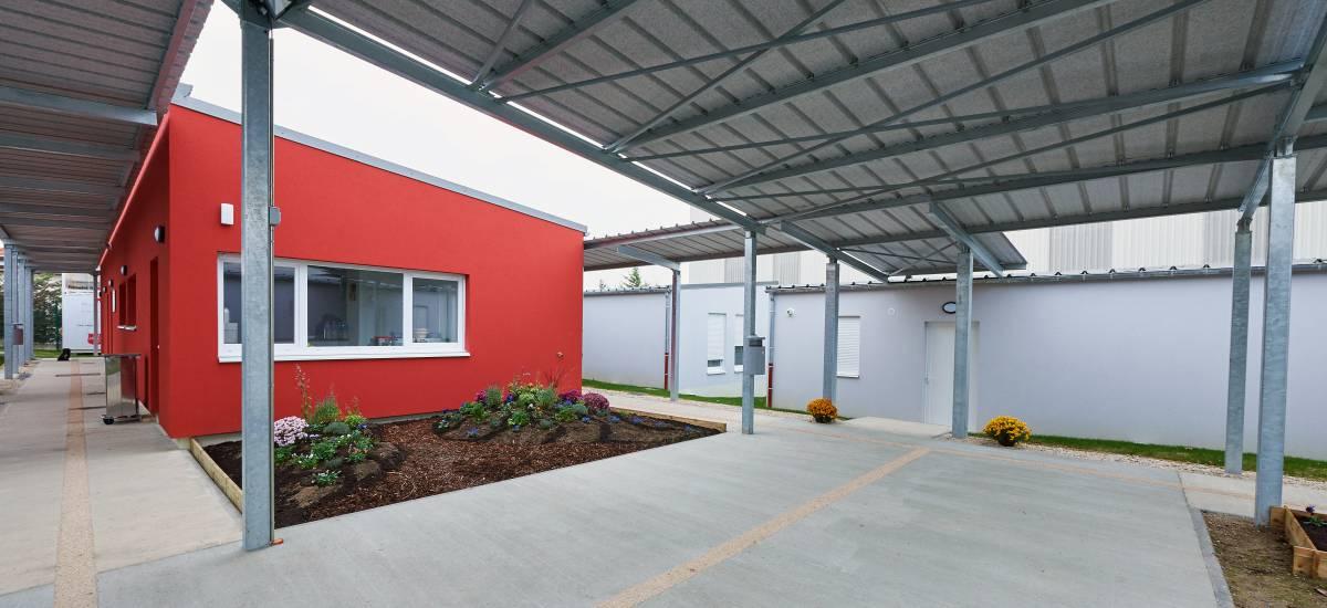 Un centre d'hébergement d'urgence nouvelle génération - Galerie 1