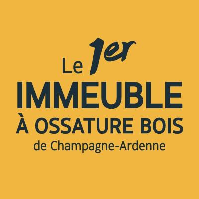 Le 1er immeuble à ossature bois de Champagne-Ardenne