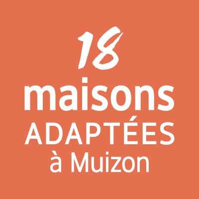 18 maisons adaptées à Muizon