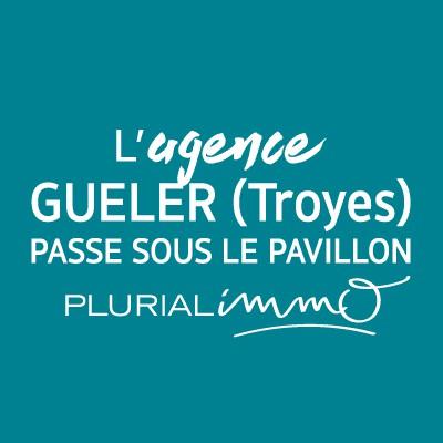 L'agence GUELER de Troyes passe sous le pavillon PLURIAL IMMO