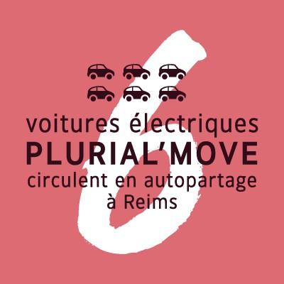 6 voitures électriques Plurial' Move circulent au autopartage à Reims