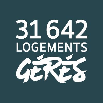 31 642 logements gérés