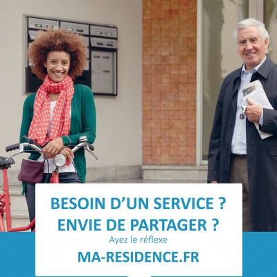 ma-residence.fr, les voisins solidaires