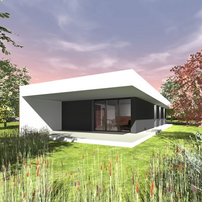 10 maisons innovantes à Bazancourt