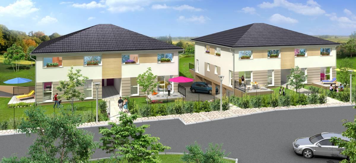 Le Carré de l'Habitat : un concept inédit en Champagne-Ardenne - Galerie 1