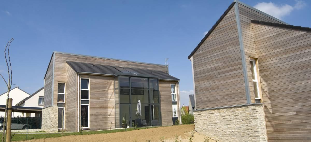 Des maisons en bois à Champigny - Galerie 1