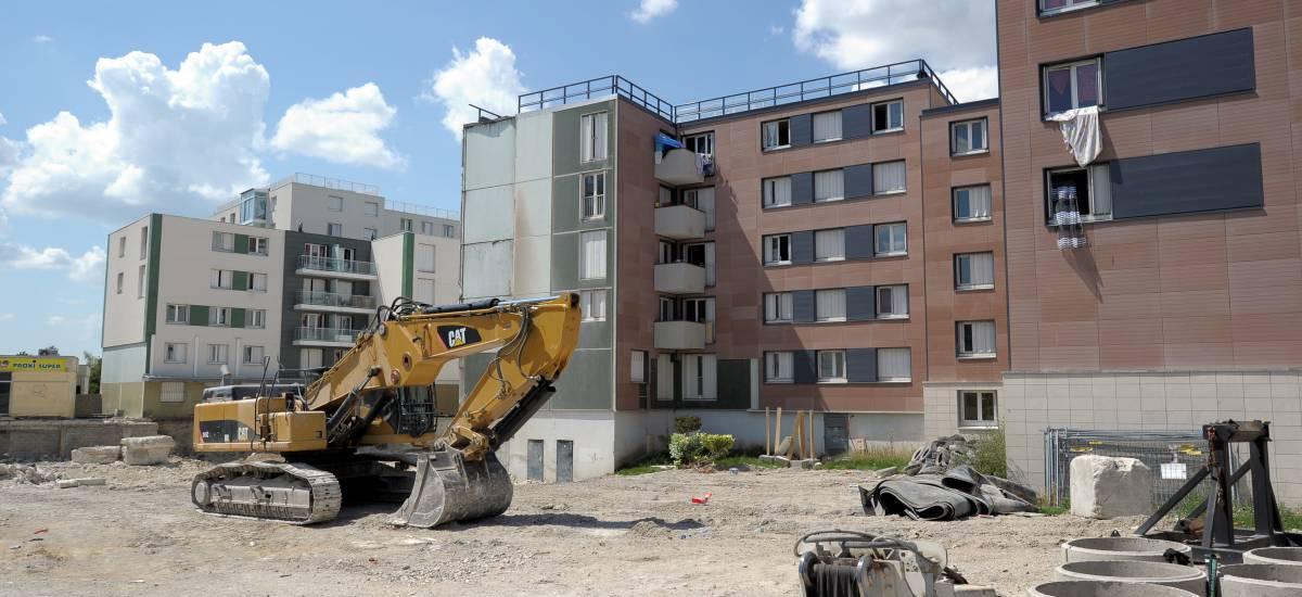 Croix-du-Sud : coup d'envoi du grand chantier de rénovation urbaine - Galerie 1