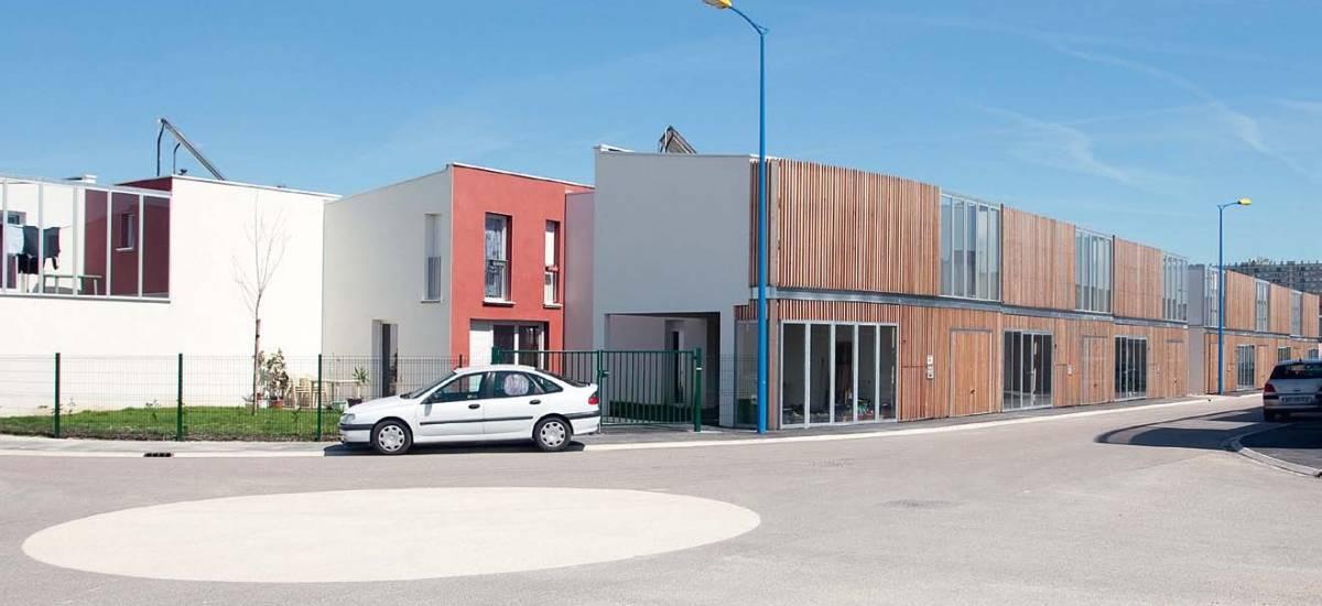 Belle moisson de logements au Champ aux Ecus - Galerie 2