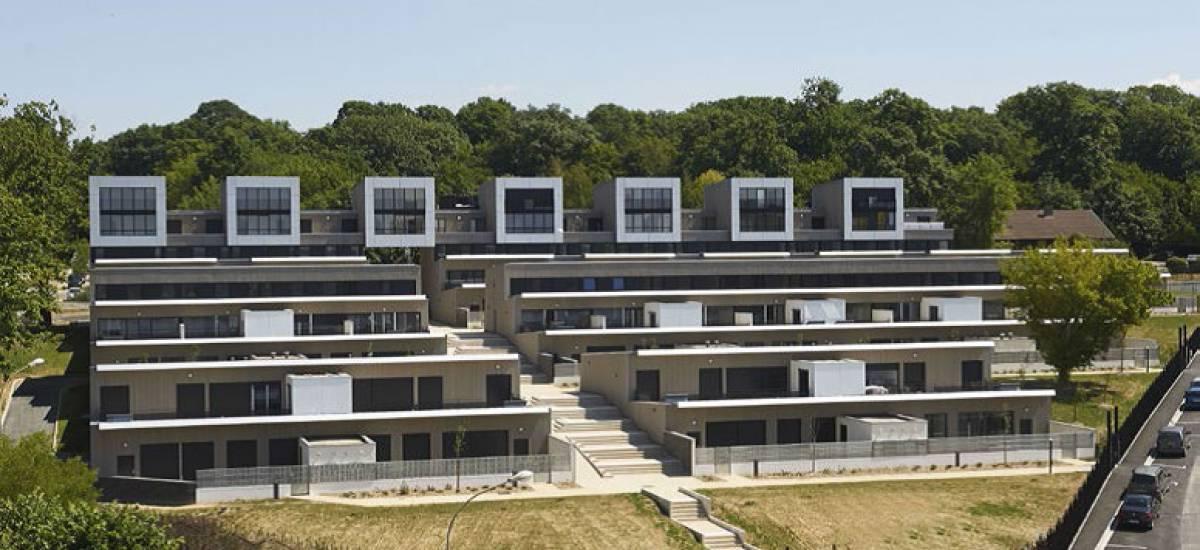 Les Terrasses de Saint-Dizier, vue imprenable sur la ville - Galerie 2