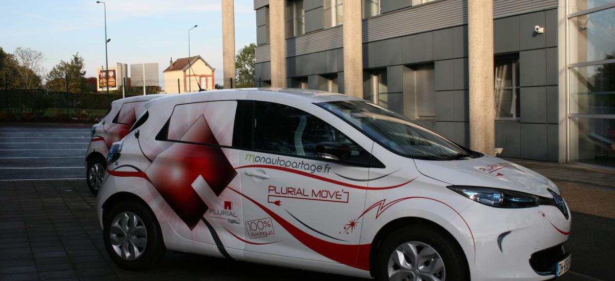 PLURIAL'MOVE, l'autopartage pour se déplacer à moindre frais - Galerie 1