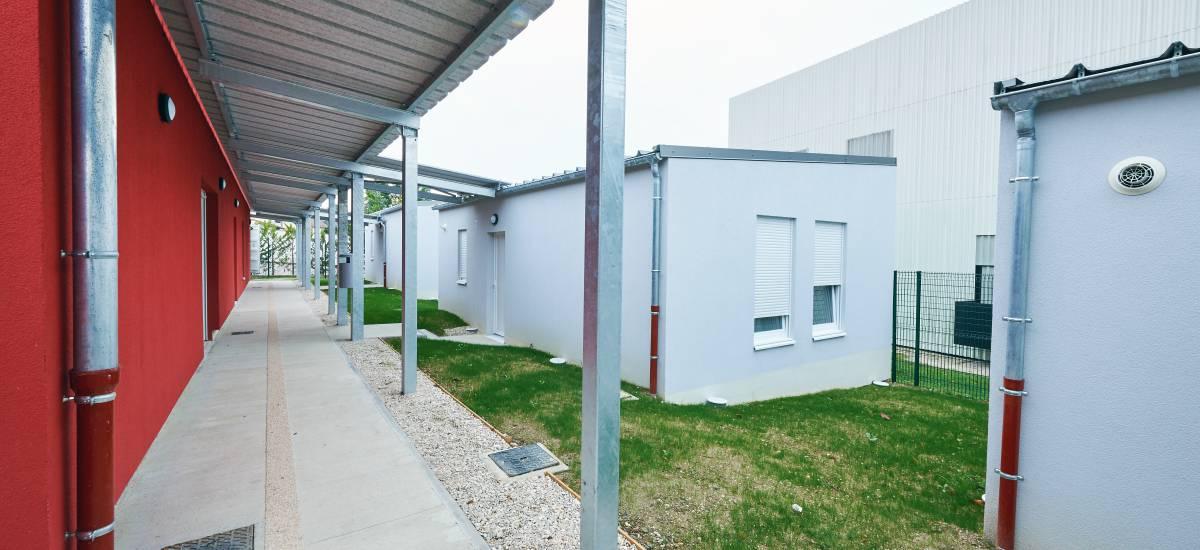 Un centre d'hébergement d'urgence nouvelle génération - Galerie 2